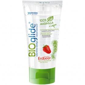 Lubrificante biologico commestibile alla fragola Bioglide 80 ml