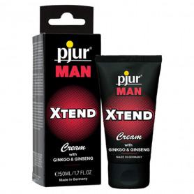 Crema sessuale Stimolante per uomo PJUR MAN XTEND CREAM