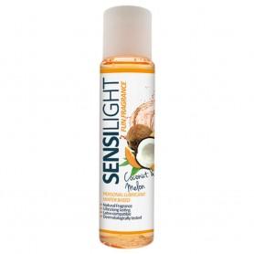 Lubrificante fun fragrance coconut and melon sensilight 60 ml