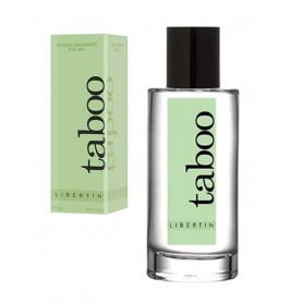 Profumo feromoni 50 ml per uomo spray eau de parfume afrodisiaco Taboo for him