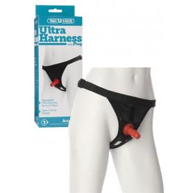 Imbracatura per dildo fallo vibratore indossabile cintura strap on sextoy unisex