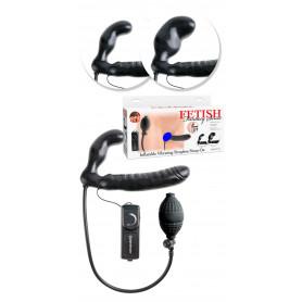Vibratore indossabile con telecomando dildo gonfiabile vibrante vaginale strapon