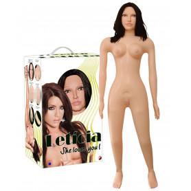 Bambola realistica gonfiabile vibrante sexy doll sessuale ano vagina finta reale