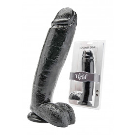 Fallo realistico big dildo con ventosa testicoli vaginale anale grande pene maxi