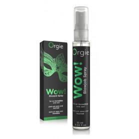 Lubrificante spray aromatizzato per rapporto orale commestibile gel sessuale