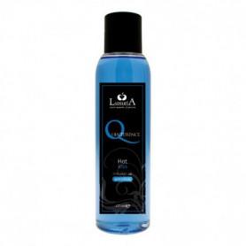 Olio professionale per massaggi erotici di coppia gel afrodisiaco eccitante blu
