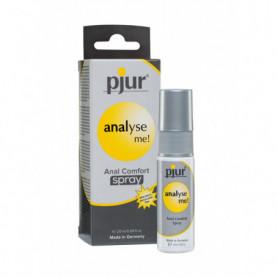 Lubrificante anale spray rilassante stimolante a base acqua gel uomo e donna